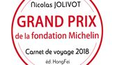 Illustration de la récompense : Grand Prix de la Fondation Michelin (nov. 2018)
